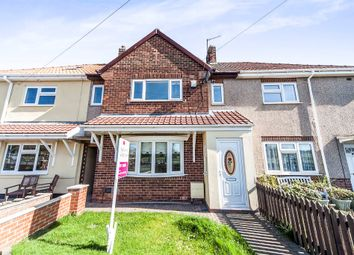 Thumbnail 4 bed terraced house for sale in Lightfoot Crescent, Hartlepool