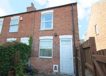 Thumbnail 2 bed end terrace house for sale in Furlong Street, Arnold, Nottingham