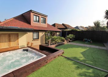 Thumbnail 4 bed detached bungalow for sale in Highfield Avenue, Erith