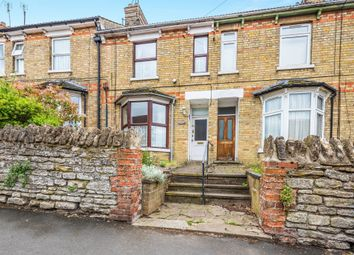 Thumbnail 2 bedroom terraced house for sale in Hill Street, Raunds, Wellingborough