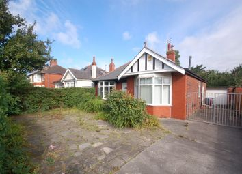 Thumbnail 2 bedroom detached bungalow for sale in Poulton Road, Blackpool