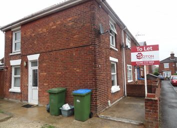 Thumbnail 4 bed semi-detached house to rent in Nelson Road, Shirley, Southampton