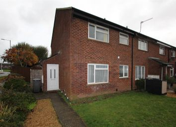 Thumbnail 1 bed end terrace house to rent in Blackfield Road, Bournemouth