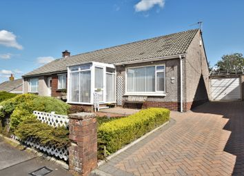 Thumbnail 2 bed semi-detached bungalow for sale in High Close, Workington
