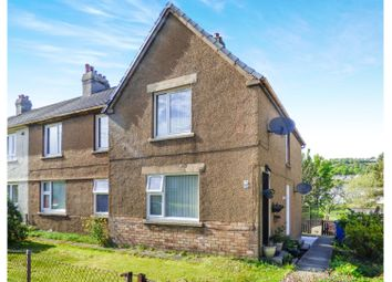Thumbnail 4 bed flat for sale in Rossend Terrace, Burntisland