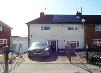 Thumbnail 4 bed property to rent in Warrens Hall Road, Dudley