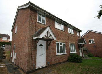 Thumbnail 3 bed property to rent in Merryhill, West Hunsbury, Northampton