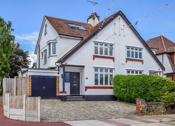 The Crossways, Westcliff-On-Sea, Essex SS0. 4 bed semi-detached house