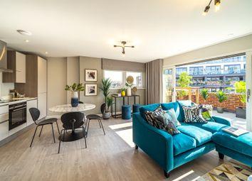 Waterside Quarter, Crown Lane, Maidenhead SL6. 2 bed flat for sale