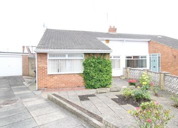Thumbnail 2 bedroom bungalow for sale in Westfield Close, Normanby, Middlesbrough
