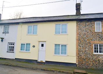 Thumbnail 2 bed terraced house for sale in Haverhill Road, Horseheath, Cambridge