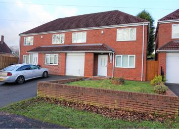 Thumbnail 3 bed semi-detached house for sale in Somerford Road, Birmingham
