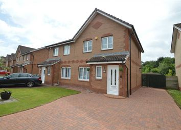 Thumbnail 3 bed semi-detached house for sale in Buller Crescent, Blantyre, Glasgow