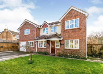 Thumbnail 6 bed detached house for sale in Fir Tree Close, Horton Heath, Eastleigh
