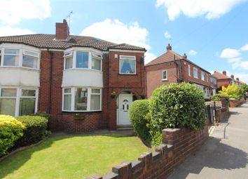 3 bed semi-detached house for sale in Eden Crescent, Burley, Leeds LS4
