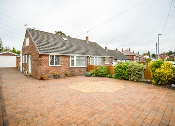 Thumbnail 4 bedroom semi-detached bungalow for sale in Church Lane, Outwood, Wakefield