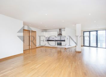 Thumbnail 2 bed flat for sale in Omega Works, 4 Roach Road, London