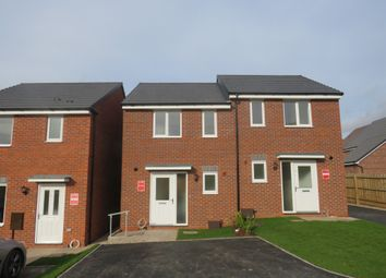 Thumbnail 2 bedroom semi-detached house for sale in Zone 4, Burntwood Business Park, Burntwood