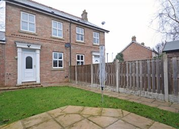Thumbnail 2 bedroom semi-detached house to rent in York Road, Strensall, York