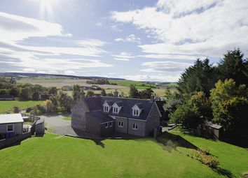 4 bed detached house for sale in Woodside Cottage & Bothy, Slackhead, Enzie, Buckie AB56