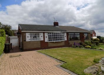Thumbnail 2 bed semi-detached bungalow for sale in Claypool Road, Horwich, Bolton, Lancashire