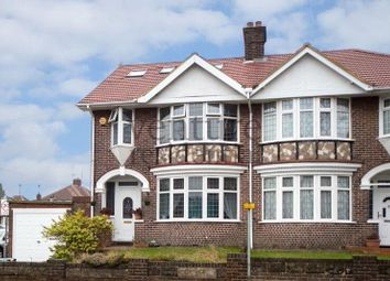 Thumbnail 6 bedroom semi-detached house for sale in Stockingstone Road, Luton