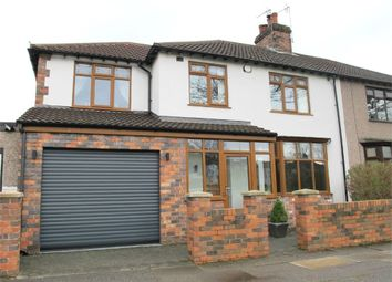 Thumbnail 4 bedroom semi-detached house for sale in Templemore Avenue, Liverpool, Merseyside
