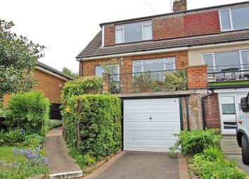 Thumbnail 3 bed semi-detached house for sale in Middle Avenue, Carlton, Nottingham