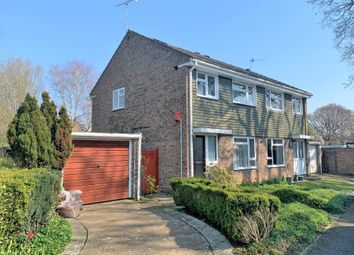 3 bed semi-detached house for sale in Canterbury Drive, Dibden, Southampton SO45