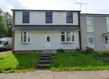 Thumbnail 3 bed terraced house for sale in Wakefield Close, Binley, Coventry