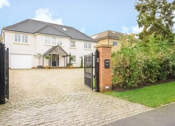Thumbnail 5 bed detached house for sale in Knowle Grove, Virginia Water