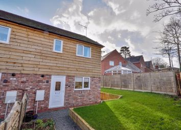 Thumbnail 3 bed semi-detached house for sale in Firs Lane, Bromyard, Herefordshire