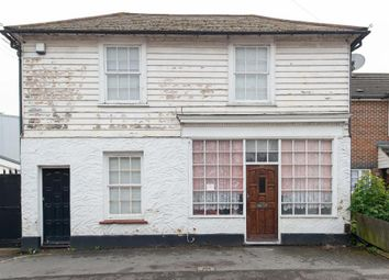 Thumbnail Land for sale in Wellington Road, Orpington