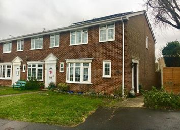 Thumbnail 3 bed end terrace house for sale in Westminster Drive, Aldwick, Bognor Regis, West Sussex