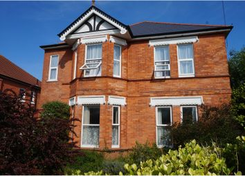 Thumbnail 3 bed flat for sale in Irving Road, Bournemouth