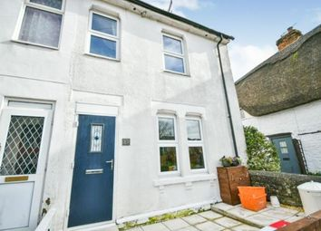 Thumbnail 2 bed end terrace house for sale in Green Road, Swindon, Wiltshire