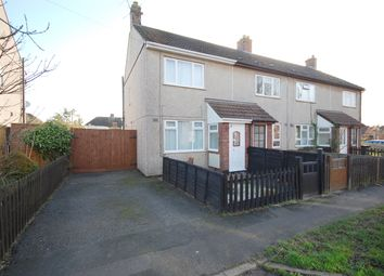 Thumbnail 2 bed end terrace house for sale in Jubilee Crescent, Louth