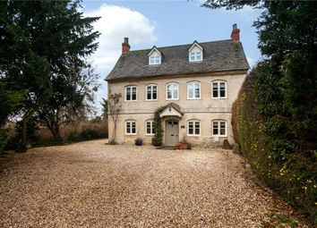 Thumbnail 5 bed detached house for sale in The Burgage, Prestbury, Cheltenham, Gloucestershire