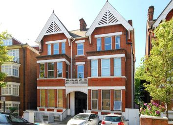Thumbnail 2 bed flat to rent in Cleve Road, West Hampstead