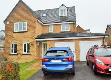 Thumbnail 5 bed detached house for sale in Aspen Grove, Northowram, Halifax