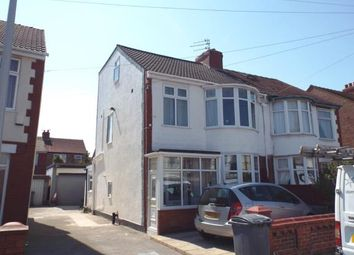 Thumbnail 5 bedroom semi-detached house for sale in Fernhurst Avenue, Blackpool, Lancashire