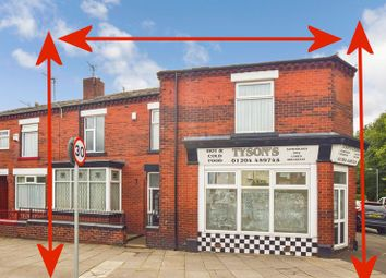 4 bed terraced house for sale in Glynne Street, Farnworth, Bolton BL4