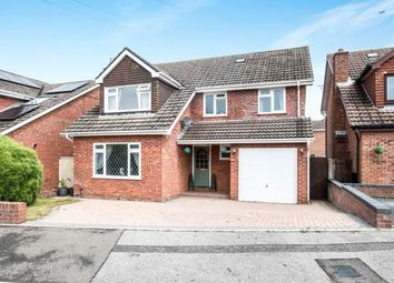 Thumbnail 5 bed detached house for sale in Bournemouth, Bearwood, Dorset