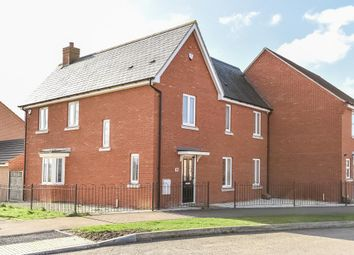Thumbnail 3 bed semi-detached house for sale in Berryfields, Aylesbury