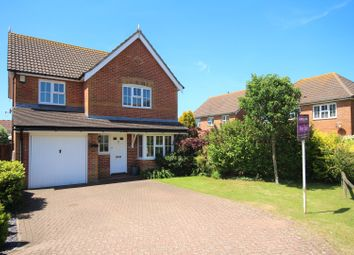 Thumbnail 4 bed detached house for sale in Stempe Close, Folkestone
