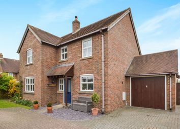 Thumbnail 4 bed detached house for sale in White Horse View, Cherhill, Calne