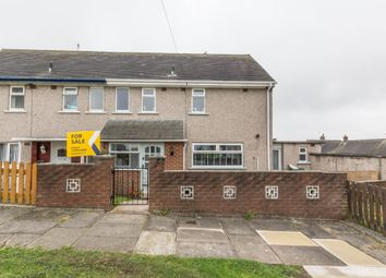 Thumbnail 3 bed semi-detached house for sale in St. Quintin Avenue, Barrow-In-Furness