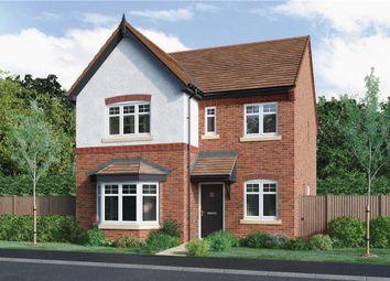 "Thumbnail 4 bedroom detached house for sale in ""Calver"" at Radbourne, Ashbourne"