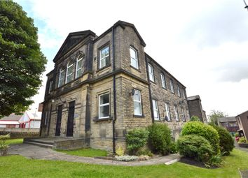 Thumbnail 2 bed flat for sale in St Vincent Court, Littlemoor Road, Pudsey, Leeds