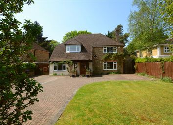 Thumbnail 4 bed detached house for sale in Green Lane, Farnham Common, Slough